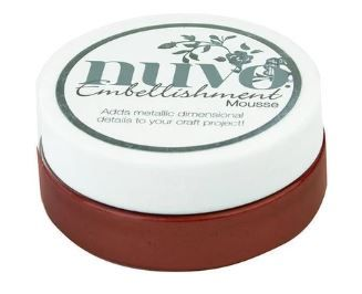 Nuvo - Embellishment Mousse - Burnished Bronze