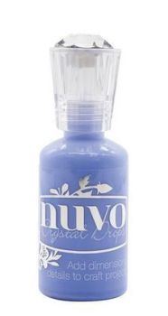 Nuvo - Crystal Drops - Gloss - Berry Blue
