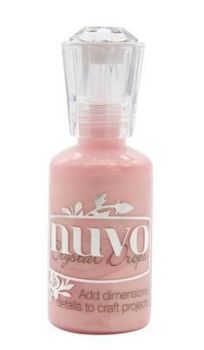 Nuvo - Crystal Drops - Metallic - Shimmering Rose