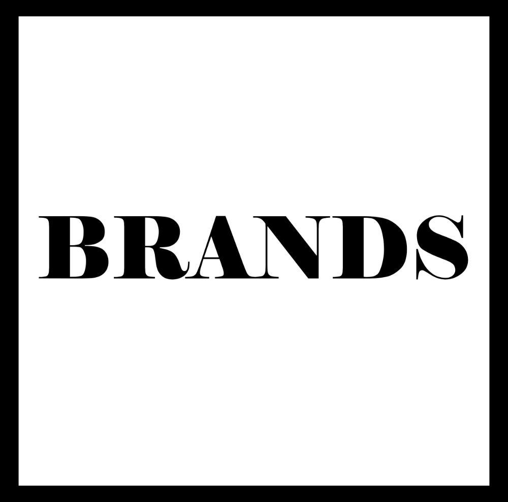 *Brands*
