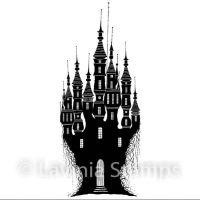 Lavinia stamps - Dragon Stone Castle