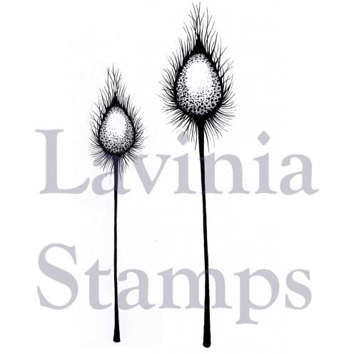 Lavinia Stamps - Dragon pods