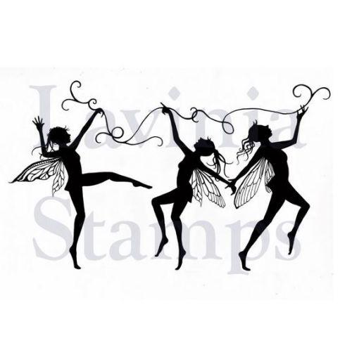 Lavinia Stamps - Dancing till dawn