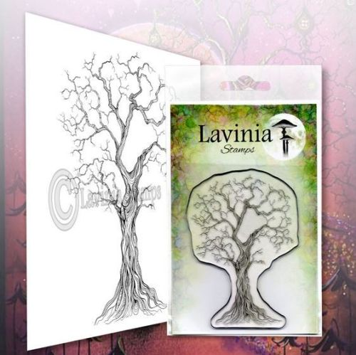 Lavinia Stamps - Tree of Wisdom