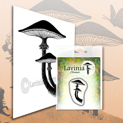 Lavinia Stamps - Forest Mushroom (Miniature)