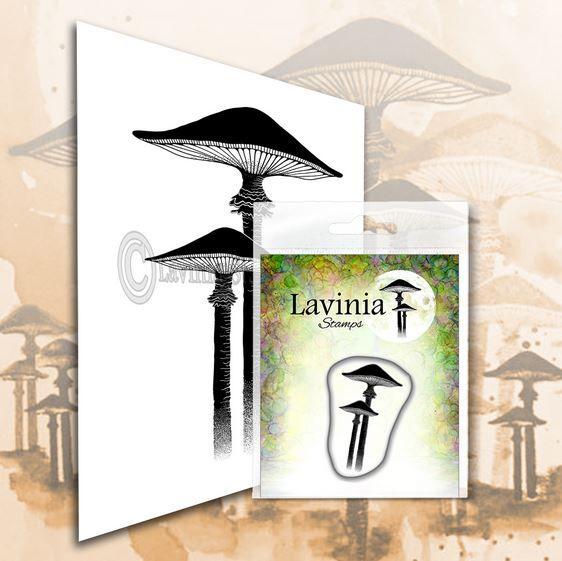Lavinia Stamps - Meadow Mushroom (Miniature)