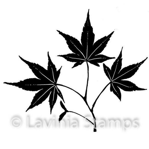 Lavinia Stamps - Mini leaf 5