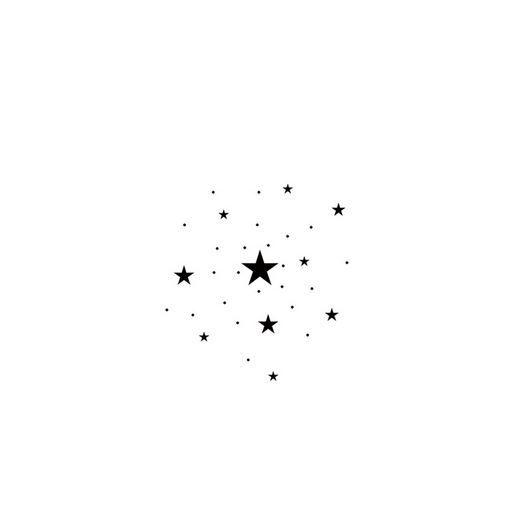 Lavinia Stamps - Stars Miniature