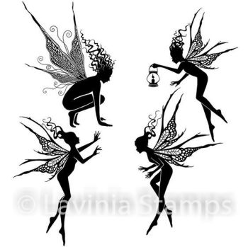 Lavinia Stamps - Fairy Foragers