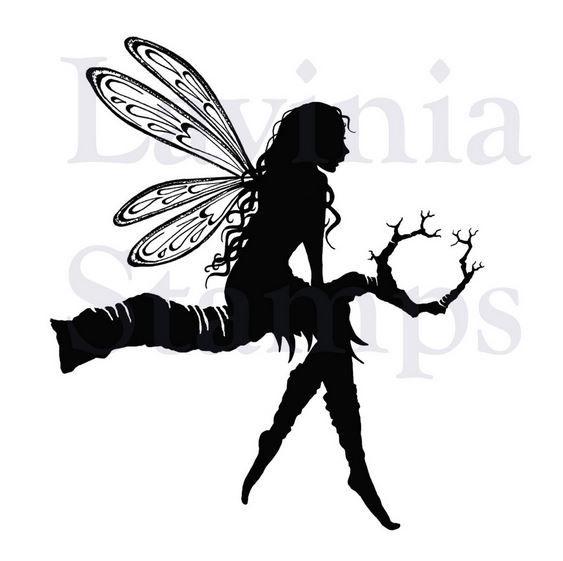 Lavinia Stamps - Tree Goddess Luna