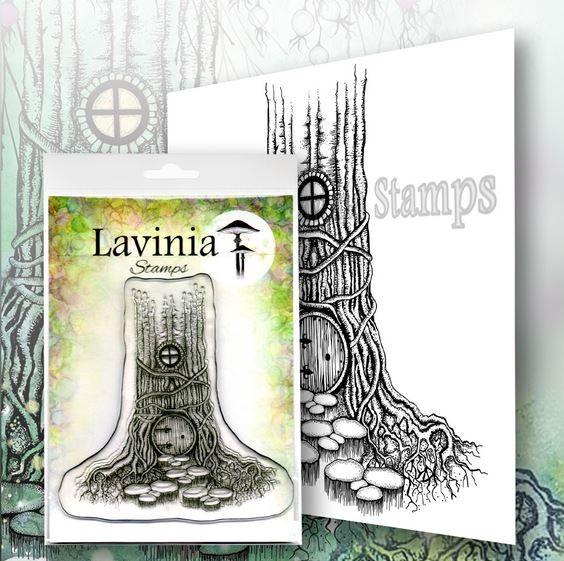Lavinia stamps - Druids Inn