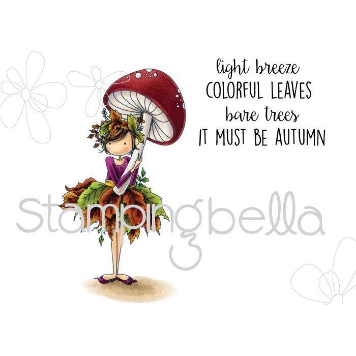 Stamping Bella - tiny townie AUTUMN loves AUTUMN