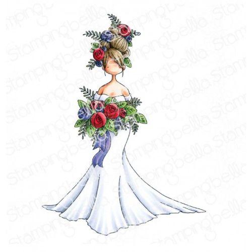 Stamping Bella - CURVY GIRL BRIDE