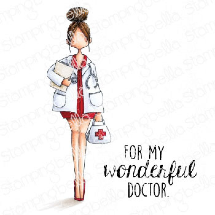 Stamping Bella - CURVY GIRL DOCTOR