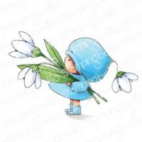 Stamping Bella - BUNDLE GIRL WITH A SNOWDROP
