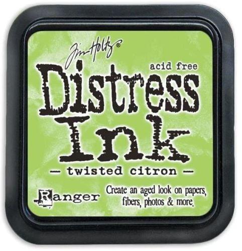 Twisted Citron Distress Ink Pad