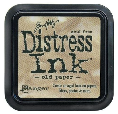 Old Paper Distress Ink Pad