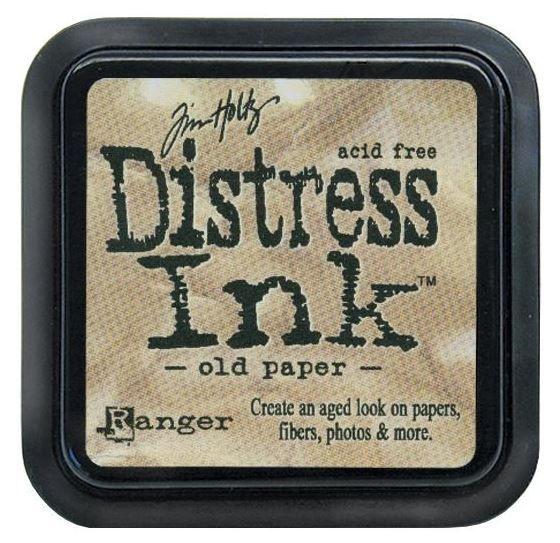 Old Paper Distress Ink Pad