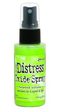 Twisted Citron - Tim Holtz Distress Oxide Spray