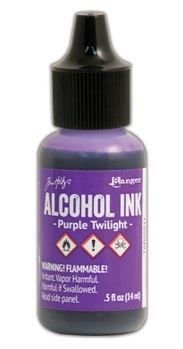Purple TwiLight - Tim Holtz Alcohol Ink