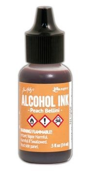 Peach Bellini - Tim Holtz Alcohol Ink