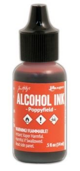 Poppyfield - Tim Holtz Alcohol Ink