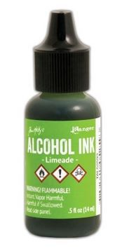 Limeade - Tim Holtz Alcohol Ink