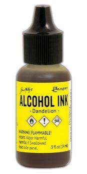 Dandelion - Tim Holtz Alcohol Ink