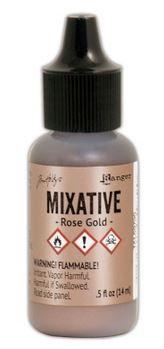 Rose Gold - Tim Holtz Metallic Mixative