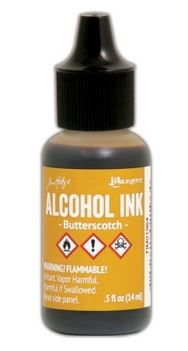 Butterscotch - Tim Holtz Alcohol Ink