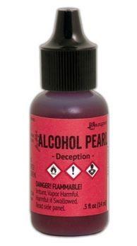 Deception - Tim Holtz Alcohol Ink Pearls