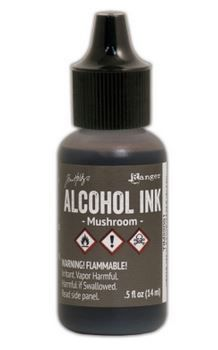 Mushroom - Tim Holtz Alcohol Ink