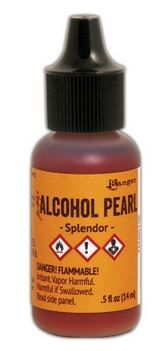 Splendor - Tim Holtz Alcohol Ink Pearls