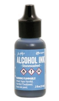 Stonewashed - Tim Holtz Alcohol Ink