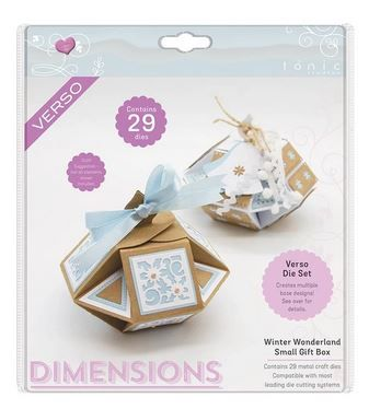 Winter Wonderland Small Gift Box