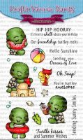 Kraftin' Kimmie - Turtley Awesome! clear stamp set