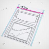 Heffy Doodle - Big Shadow Box die set