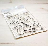 Sweet November - Merwee set #1 Clear stamp set