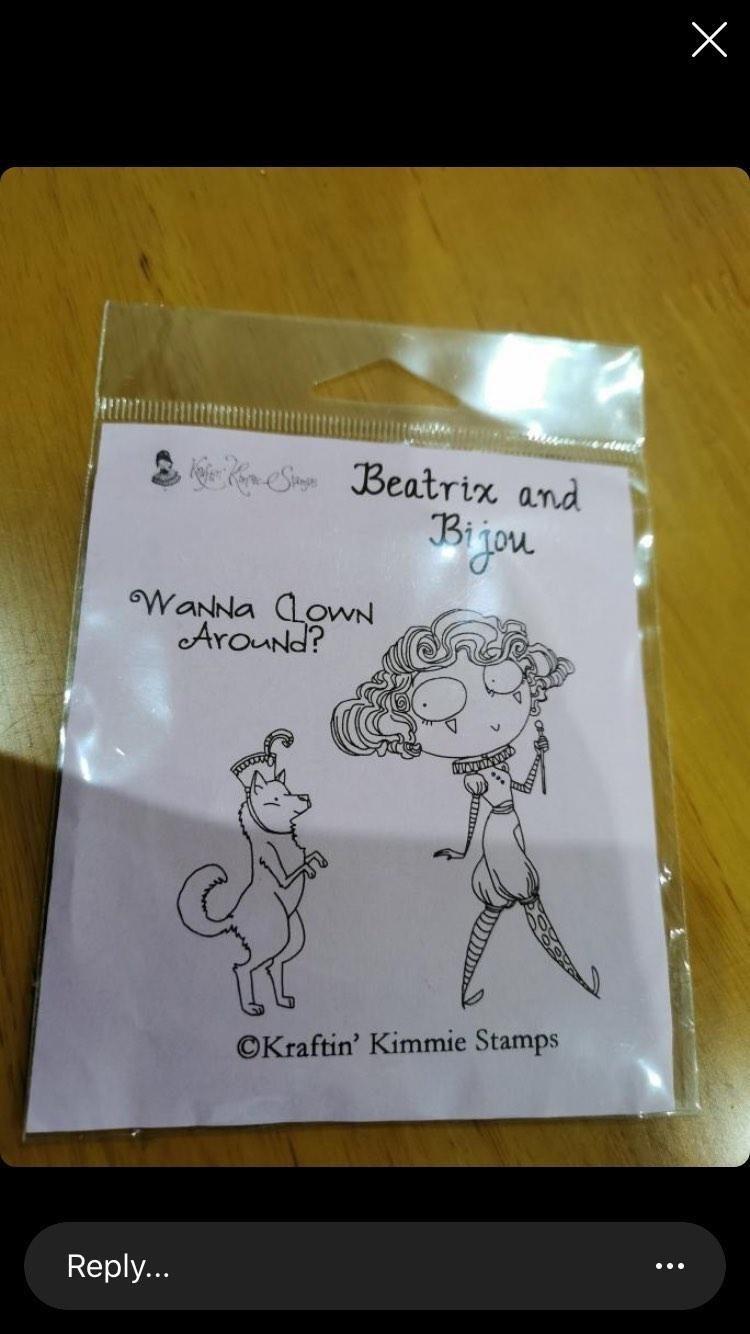 Beatrix and bijou
