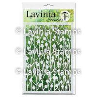 Lavinia Stamps - Berry Stencil