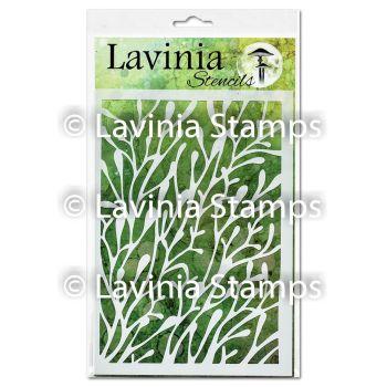 Lavinia Stamps - Coral Stencil