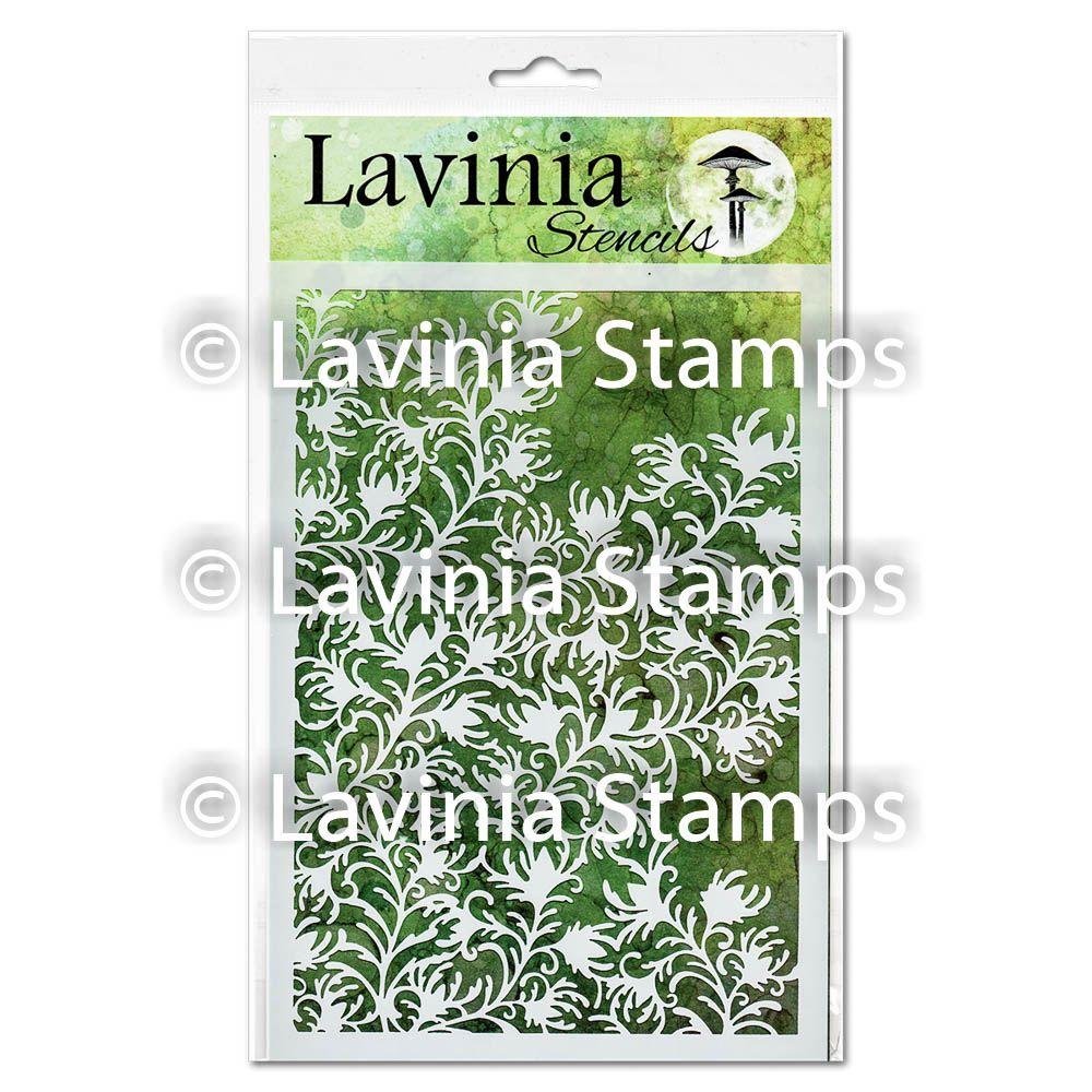 ***NEW*** Lavinia Stamps - Flourish Stencil