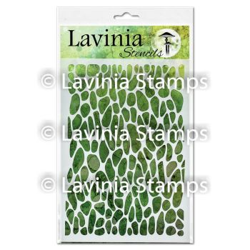 Lavinia Stamps - Crackle Stencil