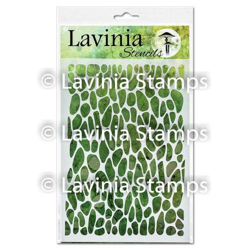 ***NEW*** Lavinia Stamps - Crackle Stencil