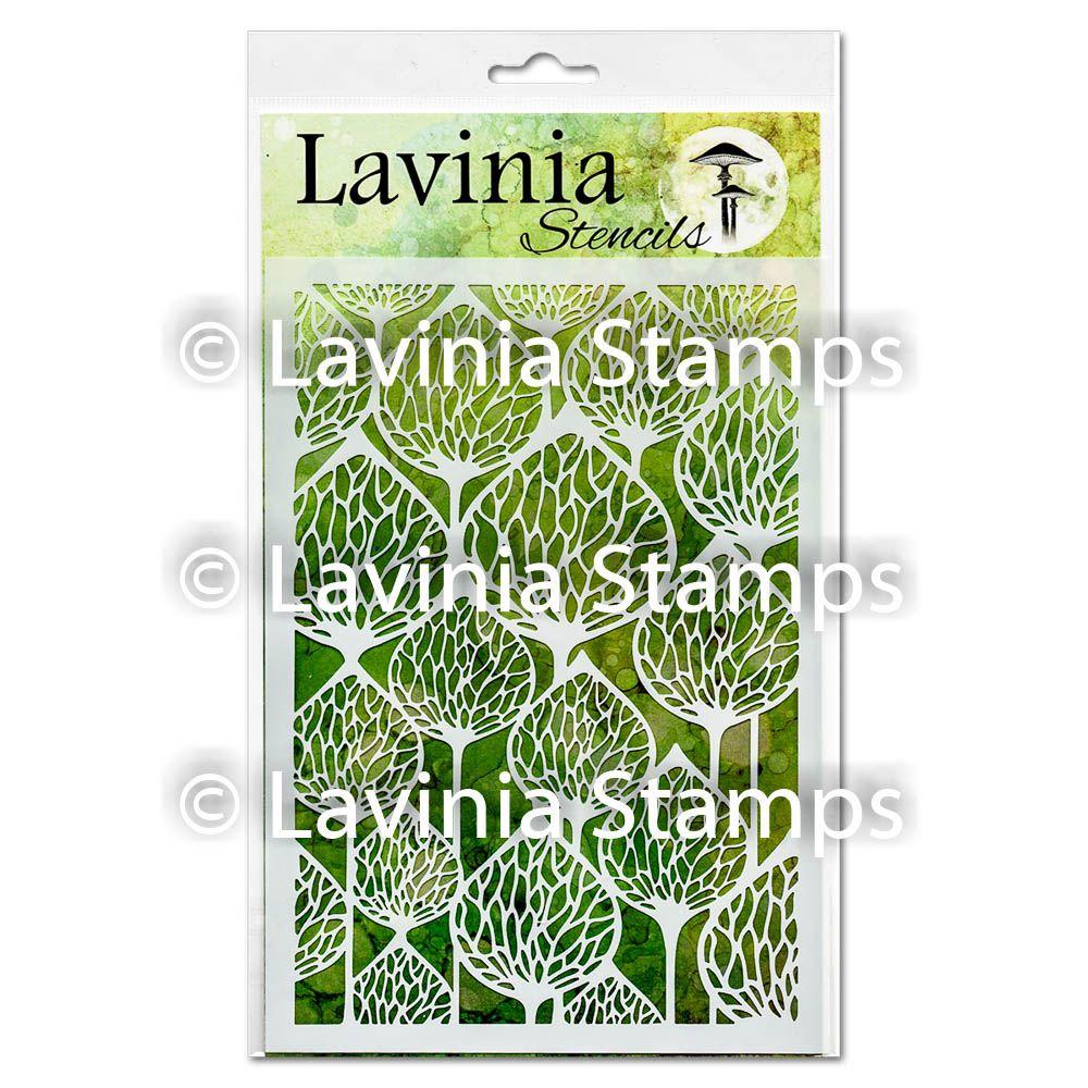 ***NEW*** Lavinia Stamps - Pods Stencil
