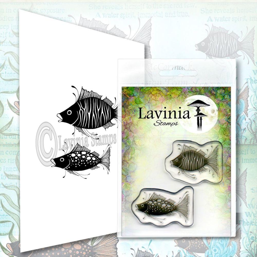 ***NEW*** Lavinia Stamps - Fish set