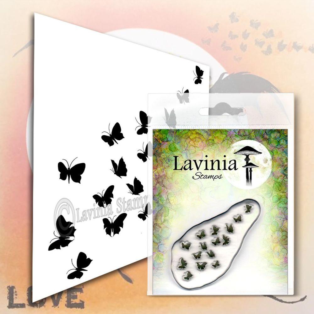 Lavinia Stamps - Flutterbies