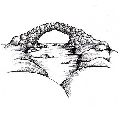 Lavinia Stamps - Fairy bridge