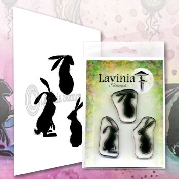 ***NEW*** Lavinia Stamps - Wild Hares Set