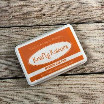 ***NEW*** Tempting Tangerine Ink Pad! - Kraftin' Kimmie